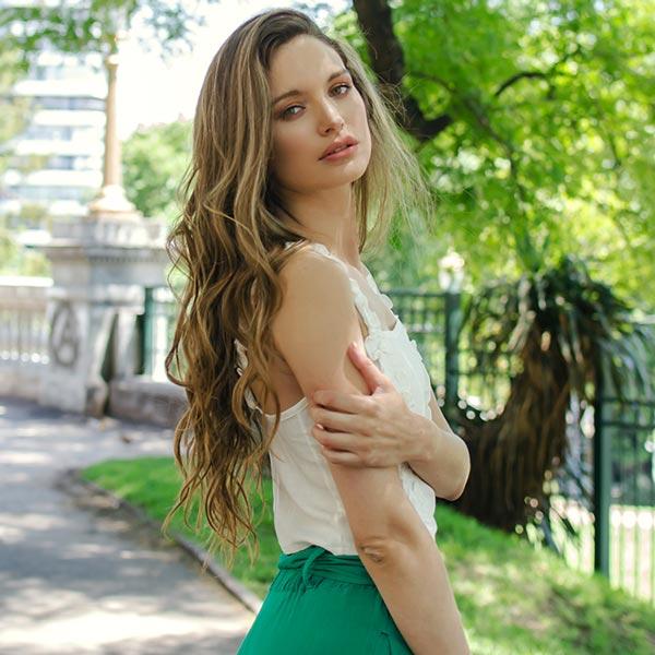 Romina Aroca Model