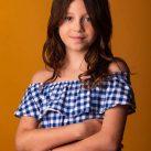Nina Bella Benlolo Stripe Shirt