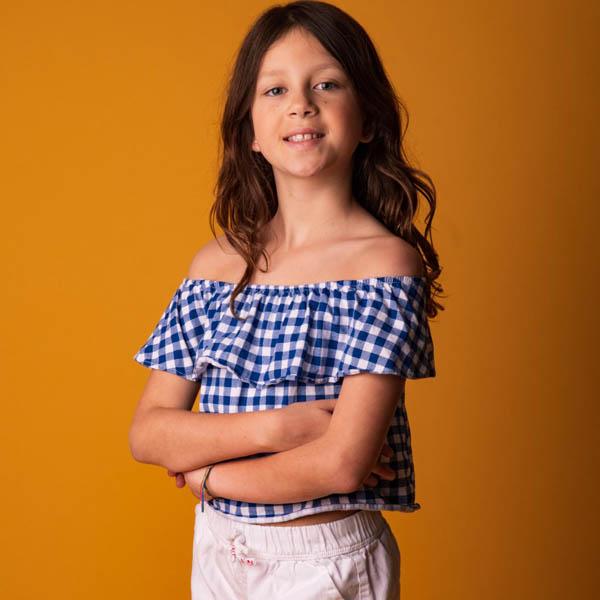 Nina Bella Benlolo Model
