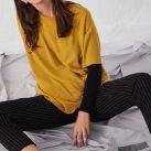 Georgina Varrone Yellow Shirt