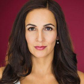 Ingrid Diaz Model