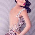 Maria Teresa Ianuzzo Model Stunning Gown