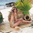 Mariana Mendez Sun Bathing